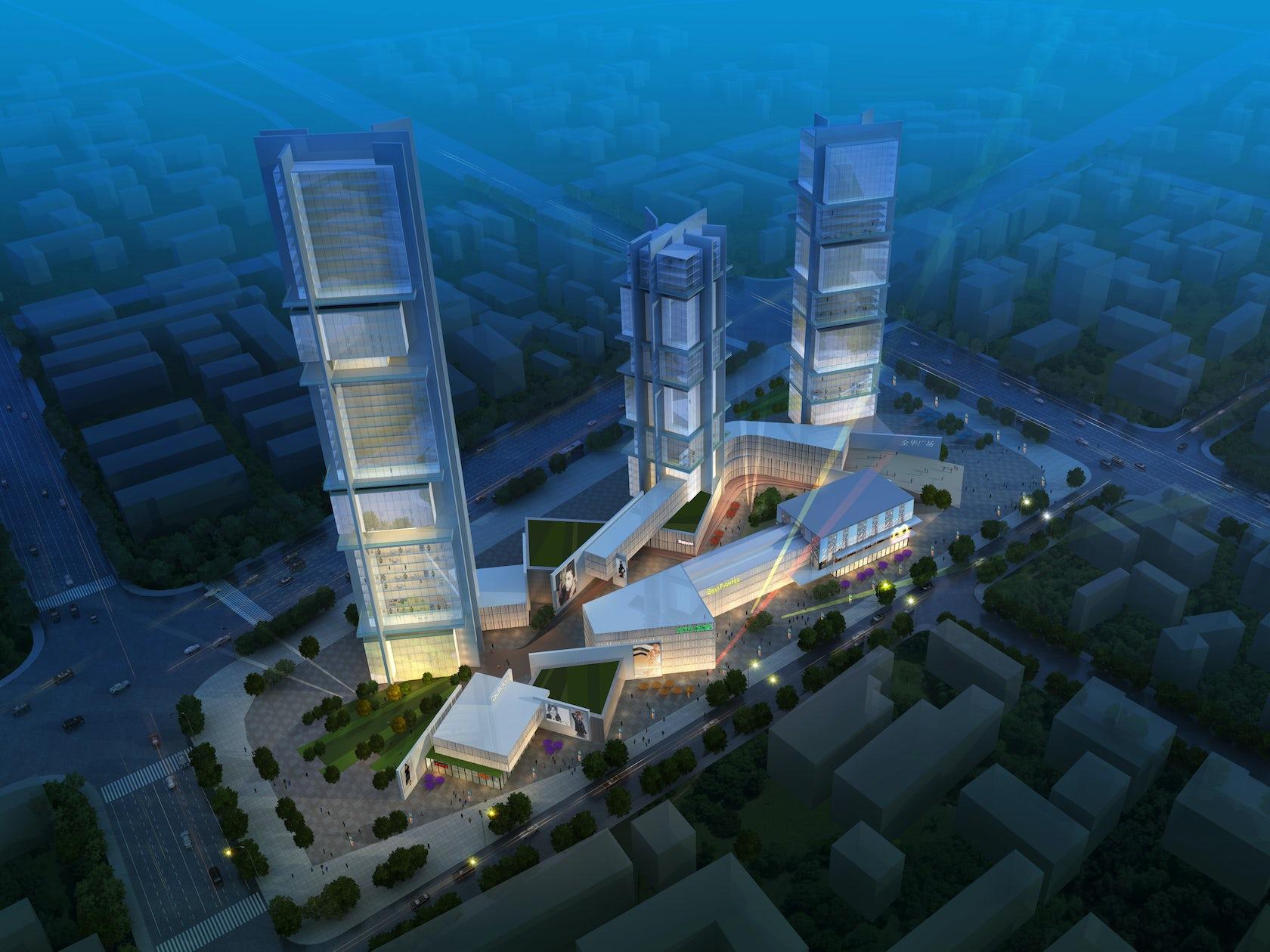 Sure architecture ltd architizer for Sichuan cendes architectural design company limited