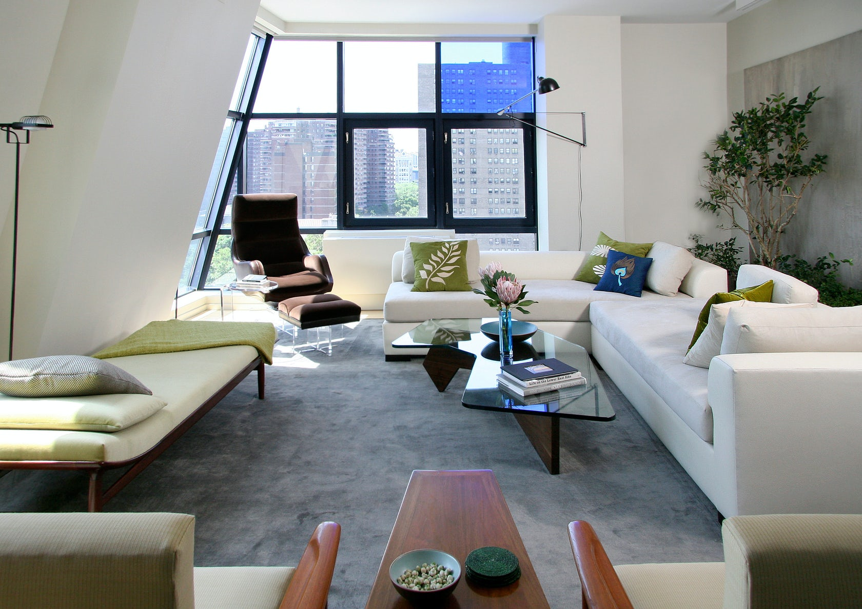Studio luxe recent projects architizer for Modern day living room