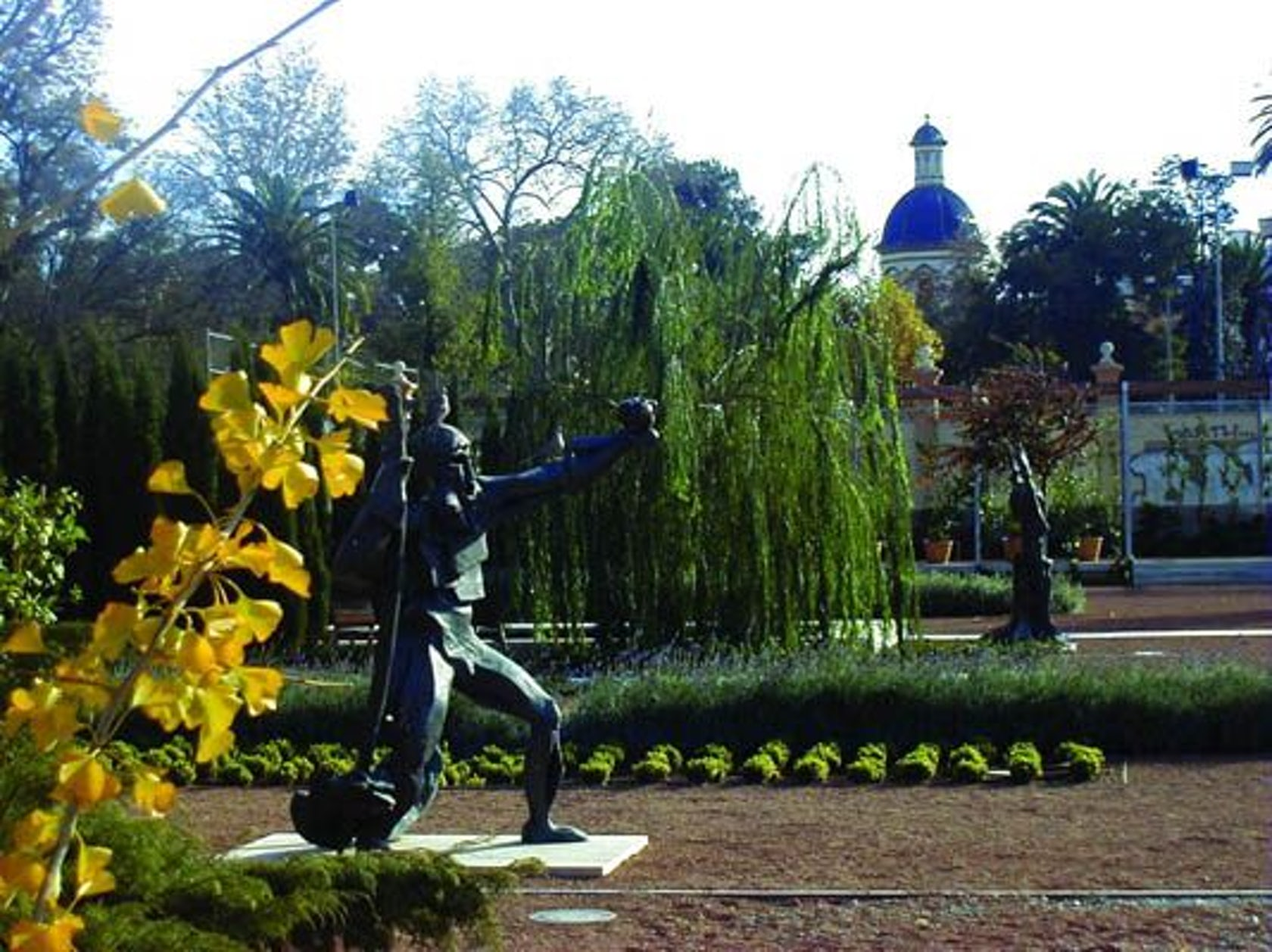 Jard n de las hesperides architizer for Jardin hesperides