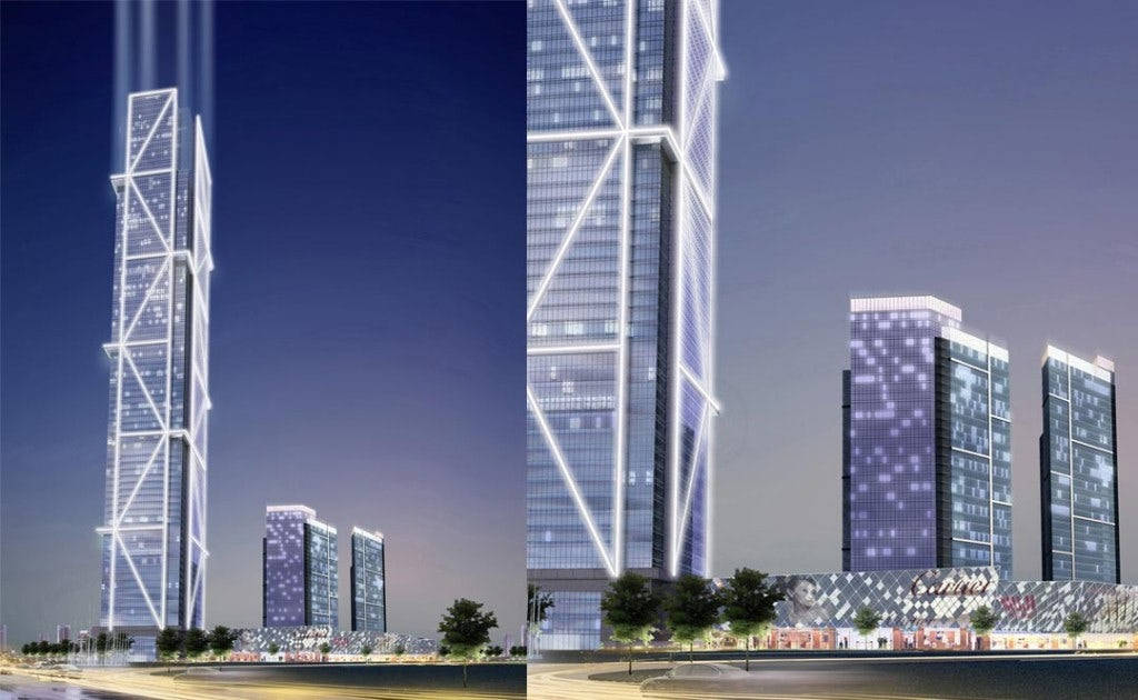 Shenyang International Finance Center Architizer