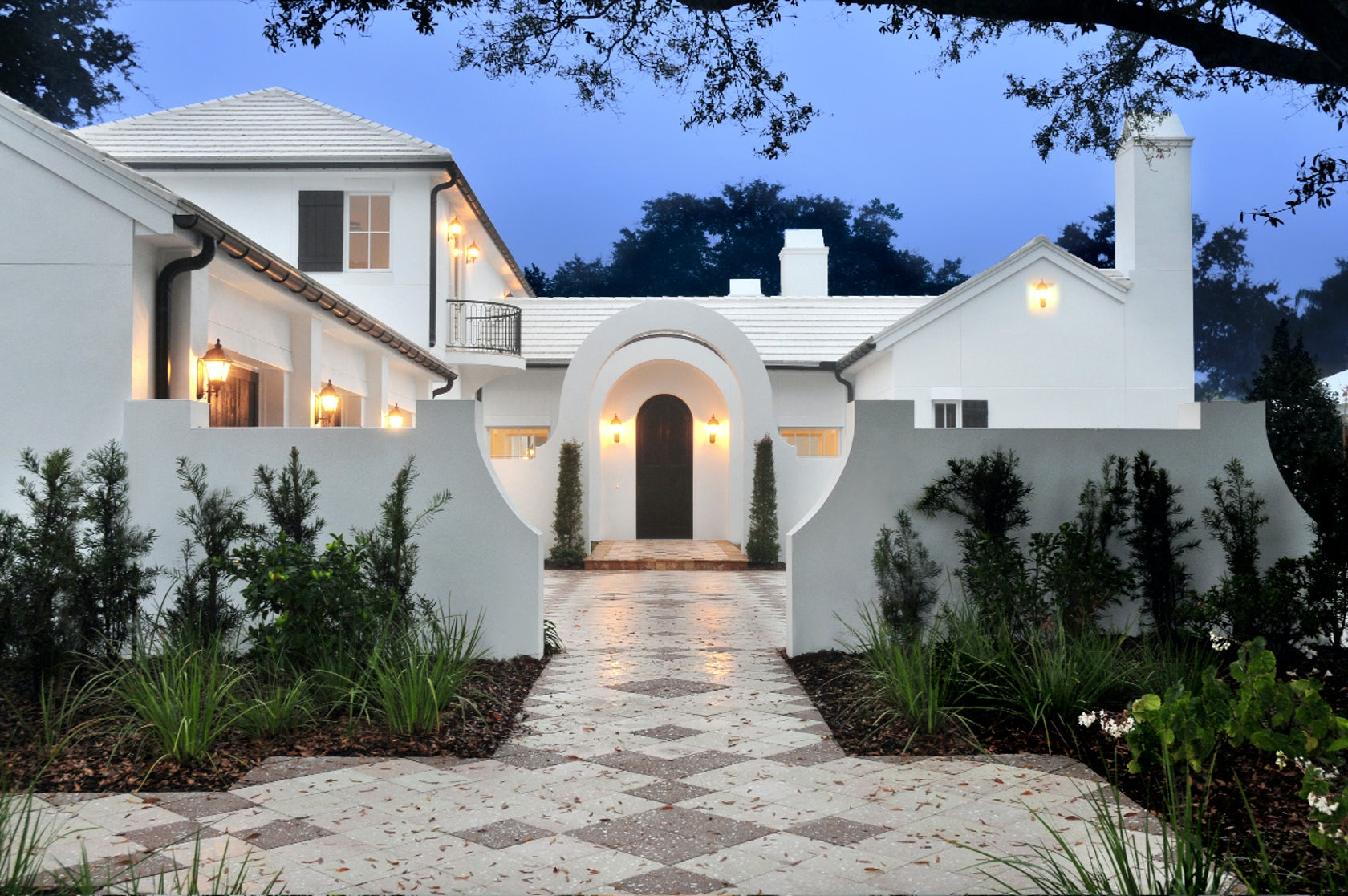 Solstice planning and architecture architizer for Florida stucco