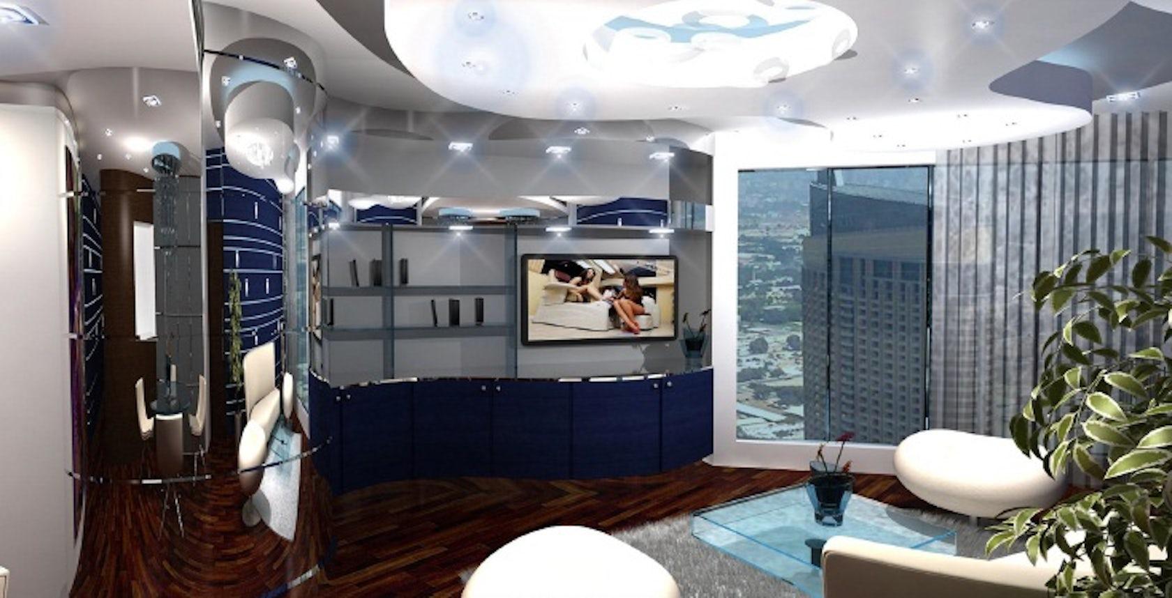 Private Apartment Dubai Inside Burj Khalifa Architizer