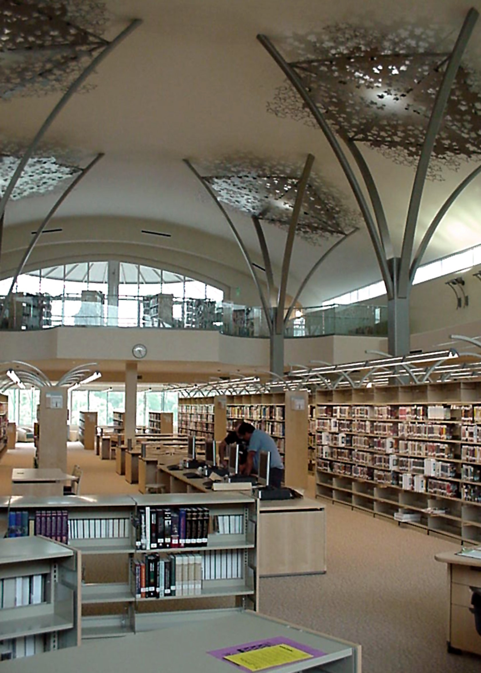 Mission Valley Library Architizer