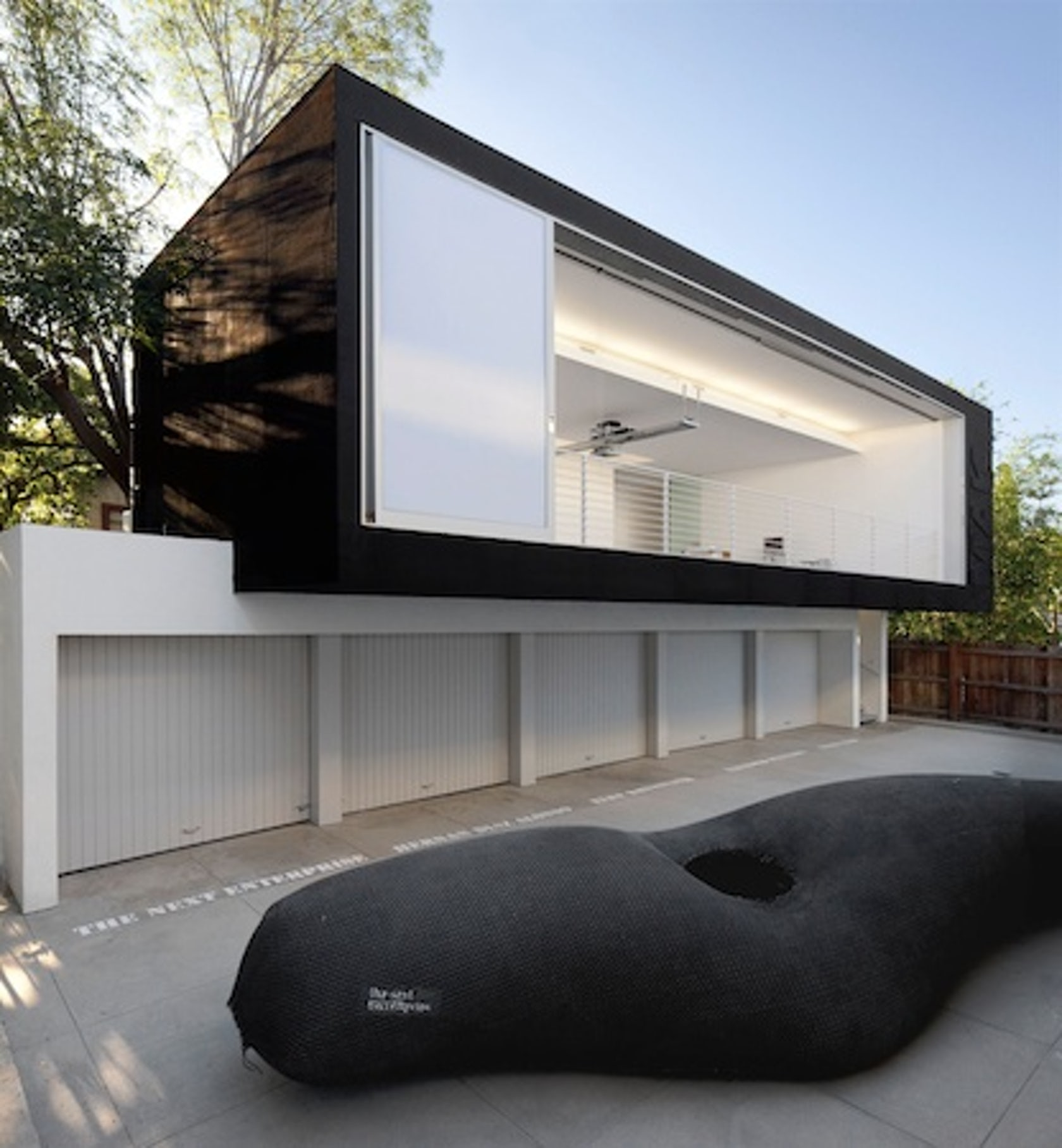 Mak gallery architizer for Arquitectura minimalista casas