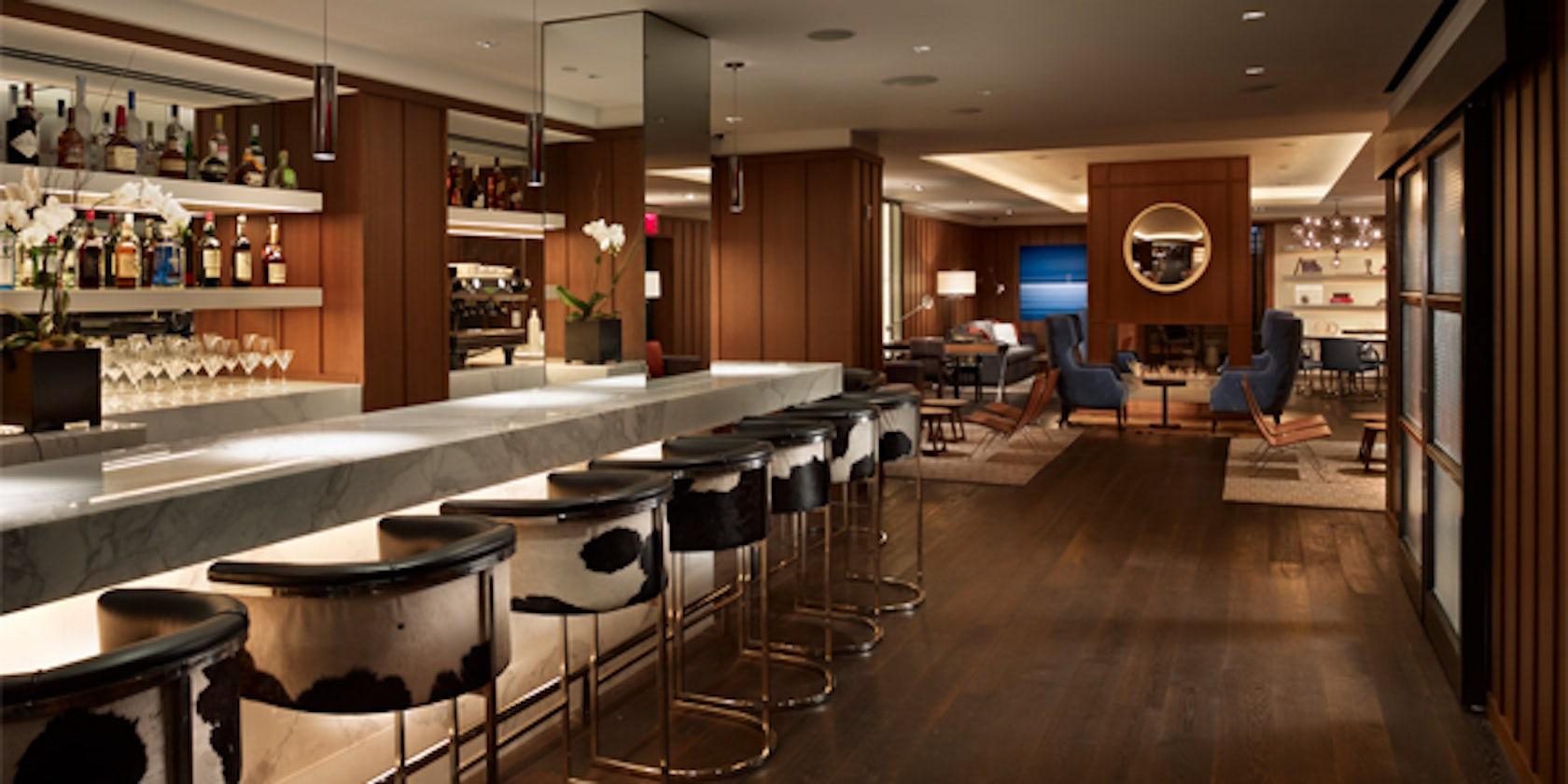 Aka Hotels Sutton Place Lounge Architizer