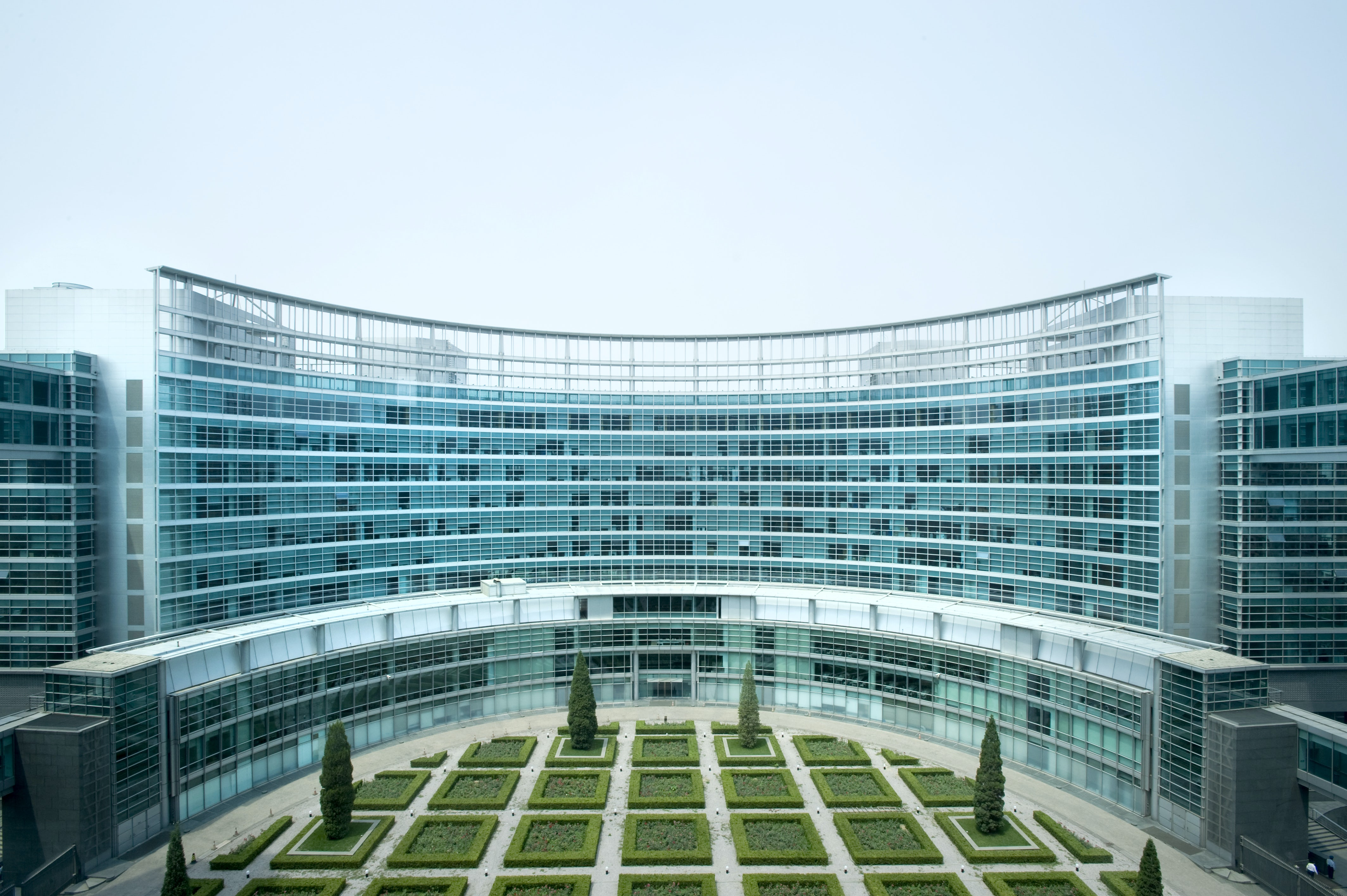 Industrial Amp Commercial Bank Of China Headquarters Architizer