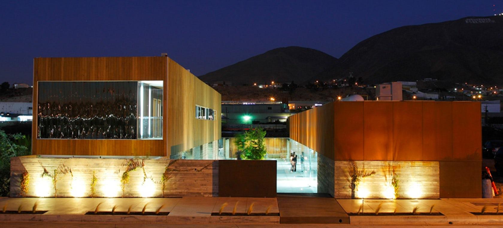 culinary art school architizer. Black Bedroom Furniture Sets. Home Design Ideas