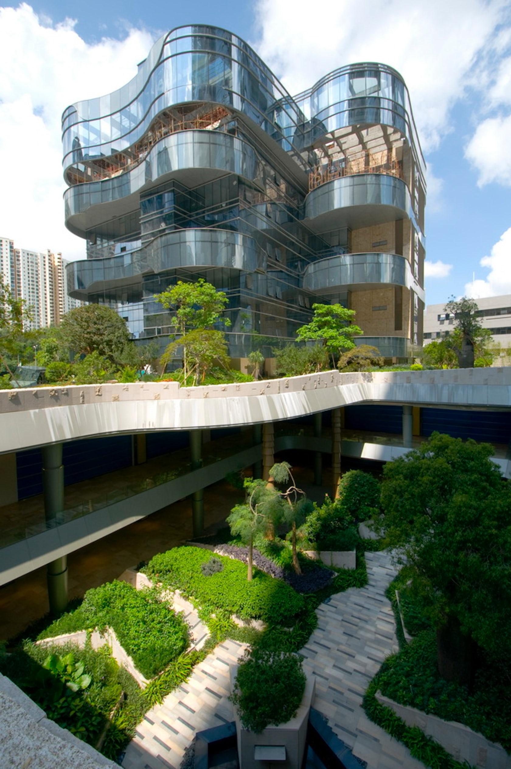 Wisdom Plaza Shenzhen Architizer