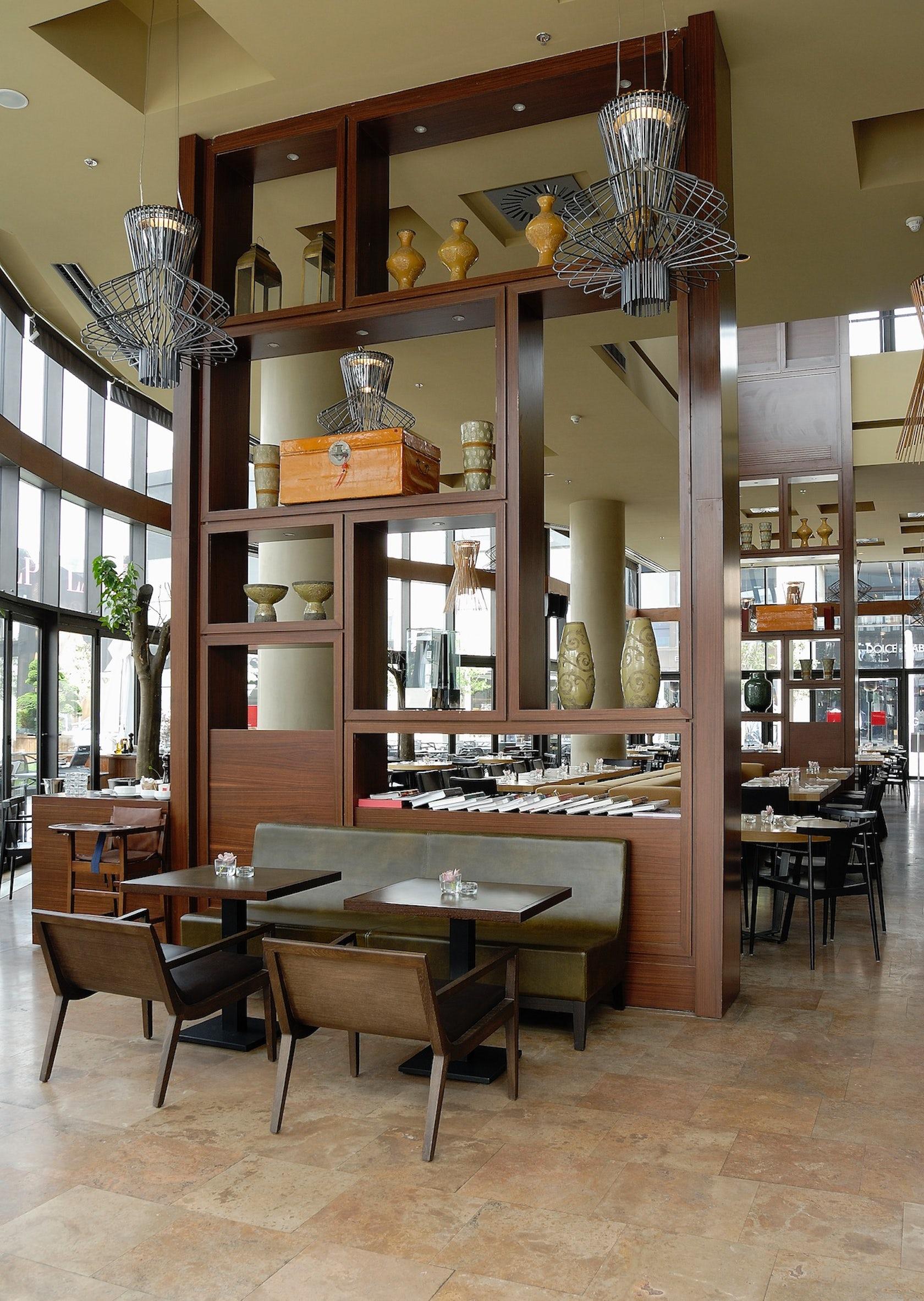 Masa Restaurant Architizer