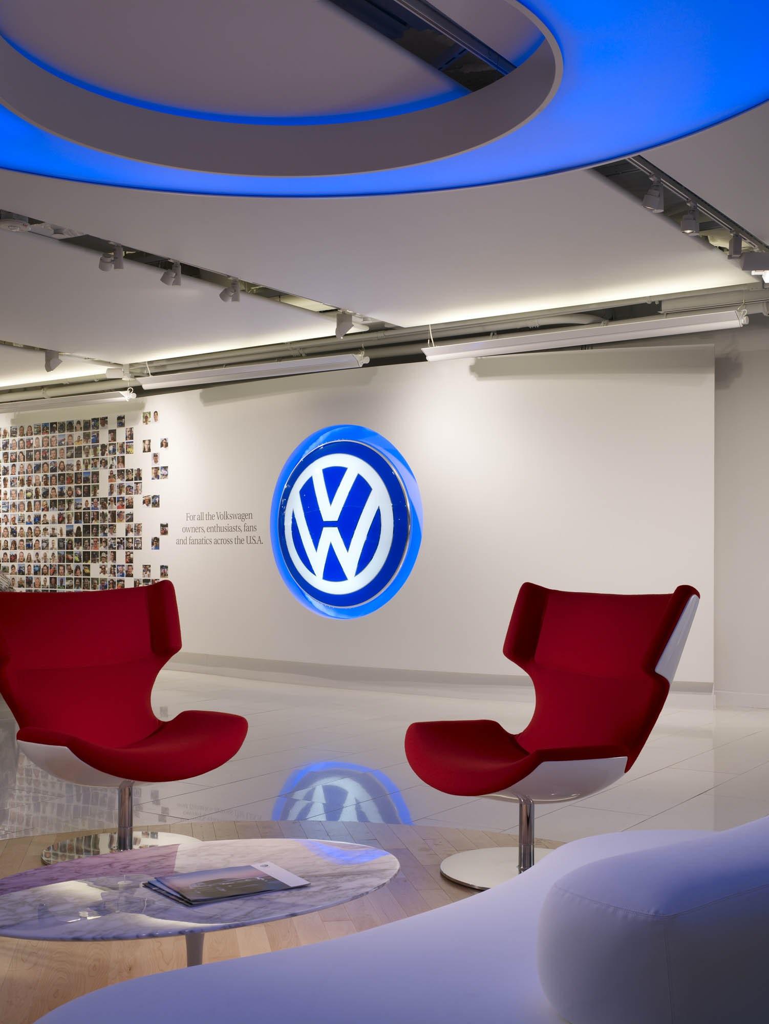 Volkswagen Group Of America U S Headquarters Architizer