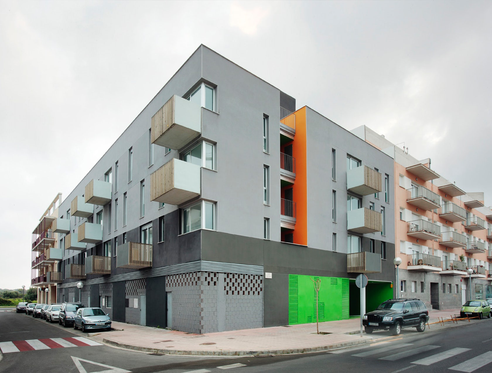 25 social housing for young people architizer - Flexo arquitectura ...