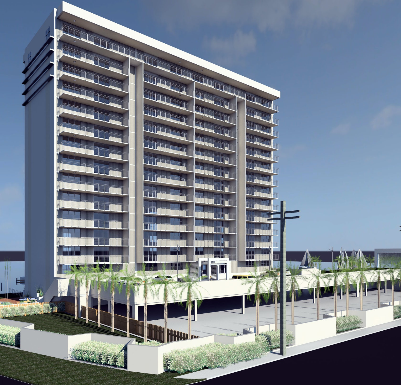 The portofino fort lauderdale architizer for Architecture firms fort lauderdale