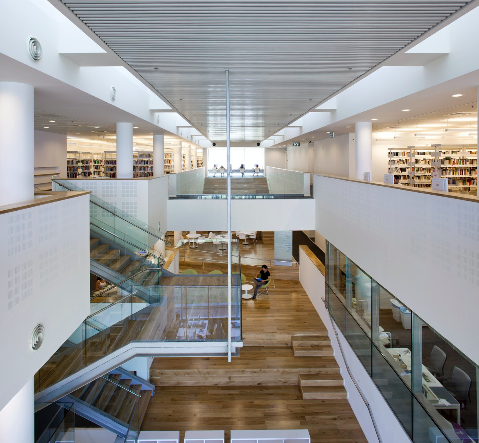 Kinneret college on the sea of galilee architizer for Interior design new york university