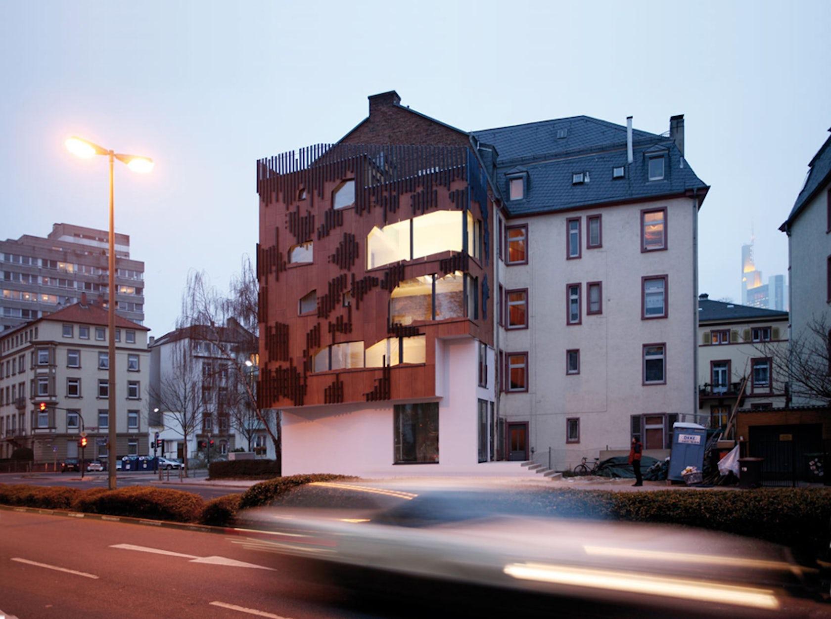 Minihouse I Minimum Impact House Architizer
