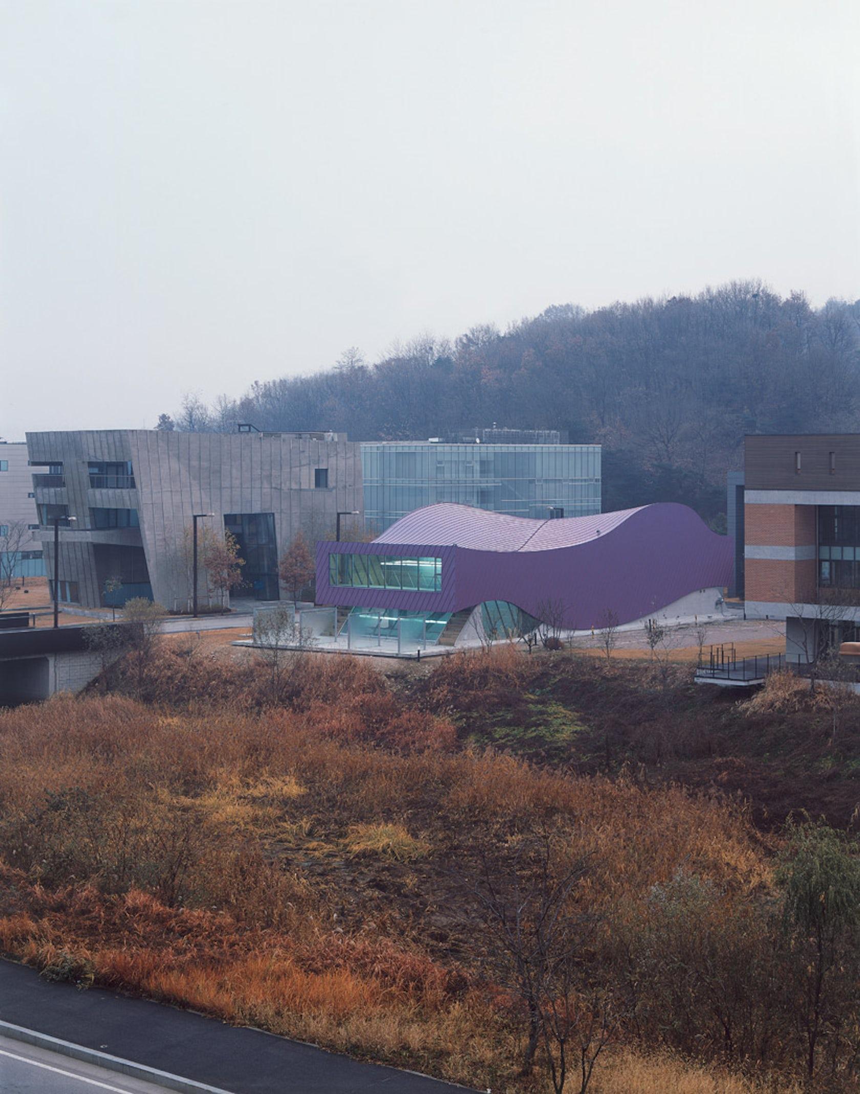 Iroje Khm Architects On Architizer - Bu-yeon-dang-by-iroje-khm-architects