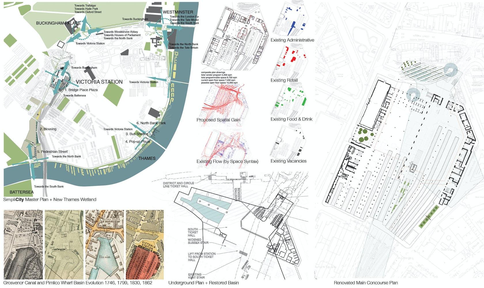 London Victoria Station Redevelopment Architizer