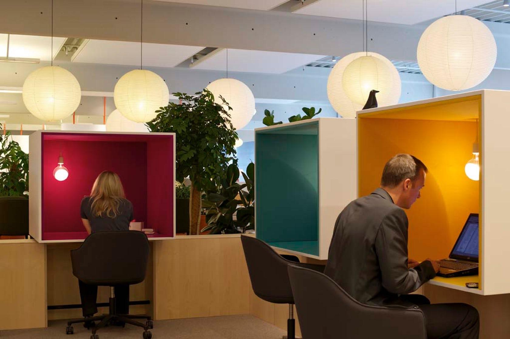 Vitra citizen office architizer for Office design vitra