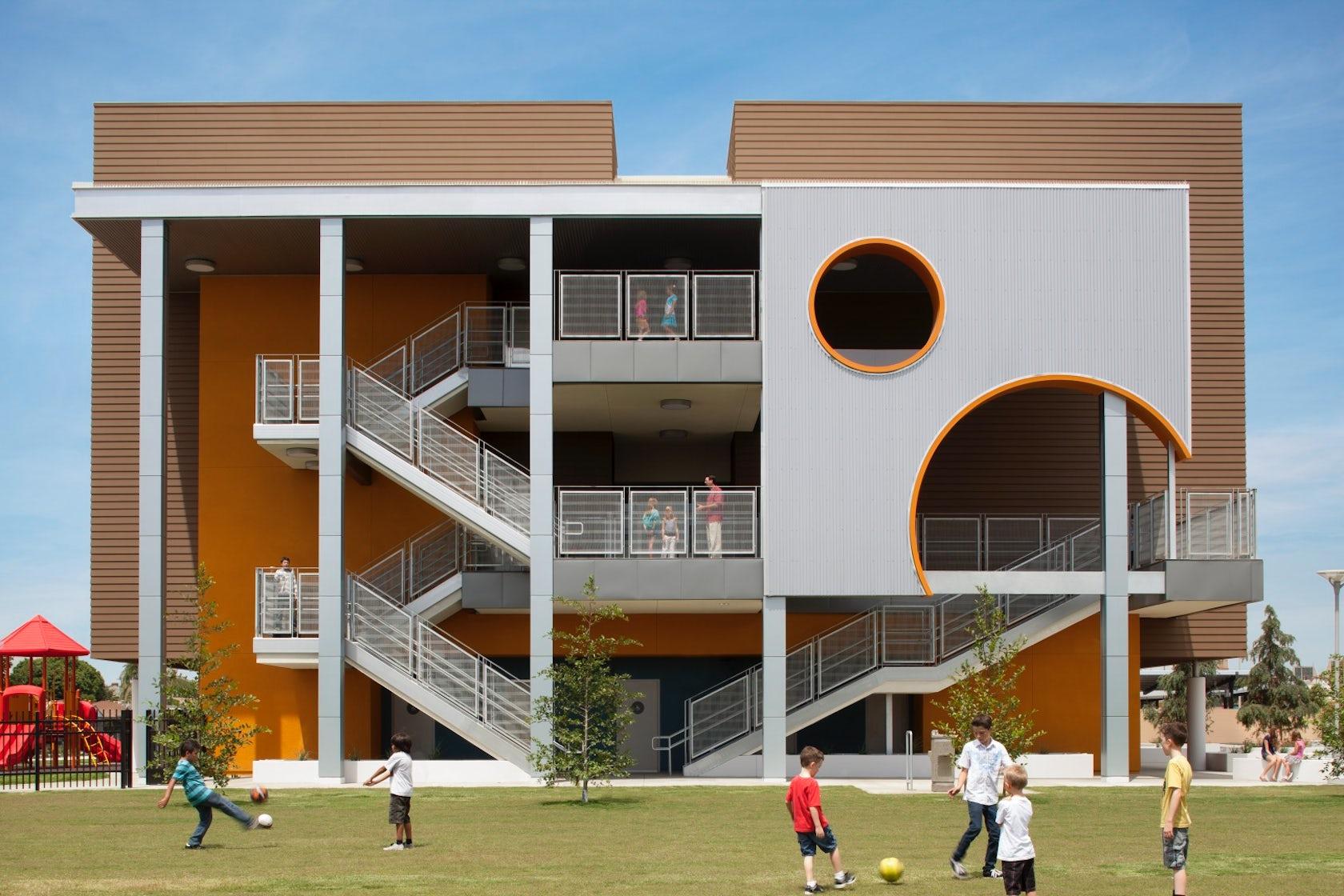 Elementary School Classroom Design Standards ~ South region elementary school architizer