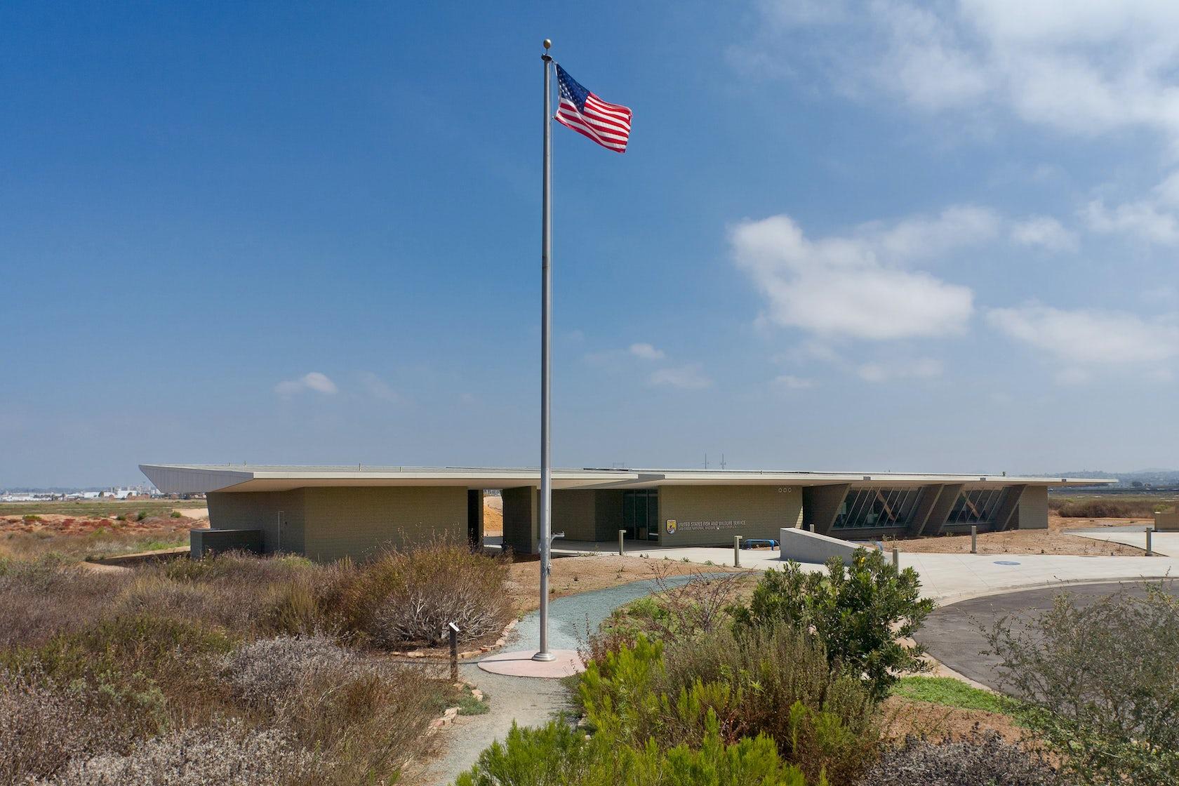 San diego national wildlife refuge complex architizer for National motors san diego