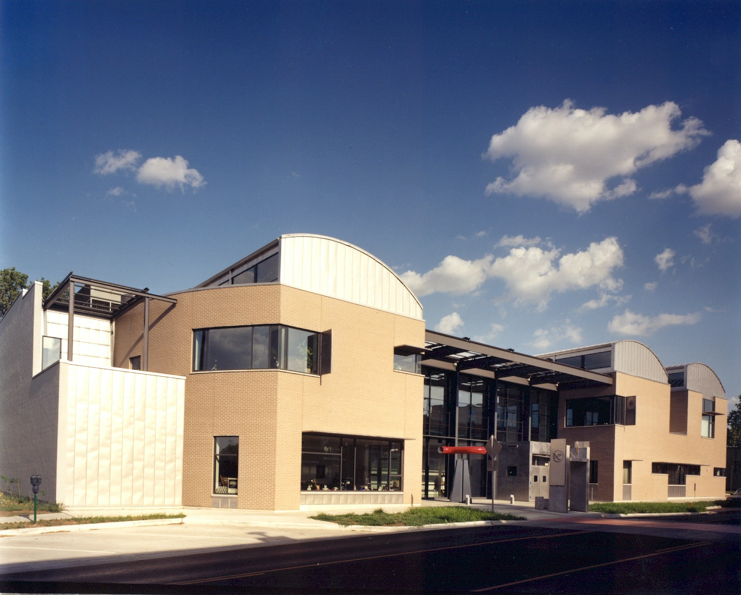 Lawrence Arts Center Architizer