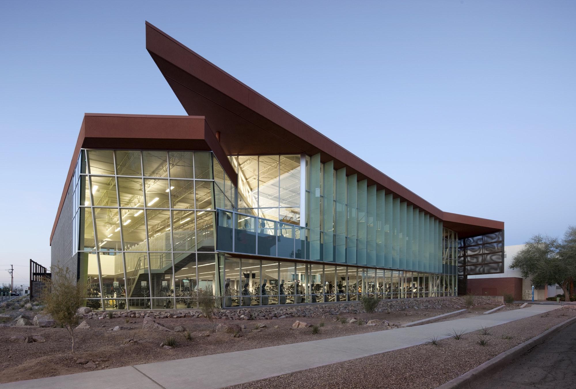 University Of Arizona Recreation Center Expansion