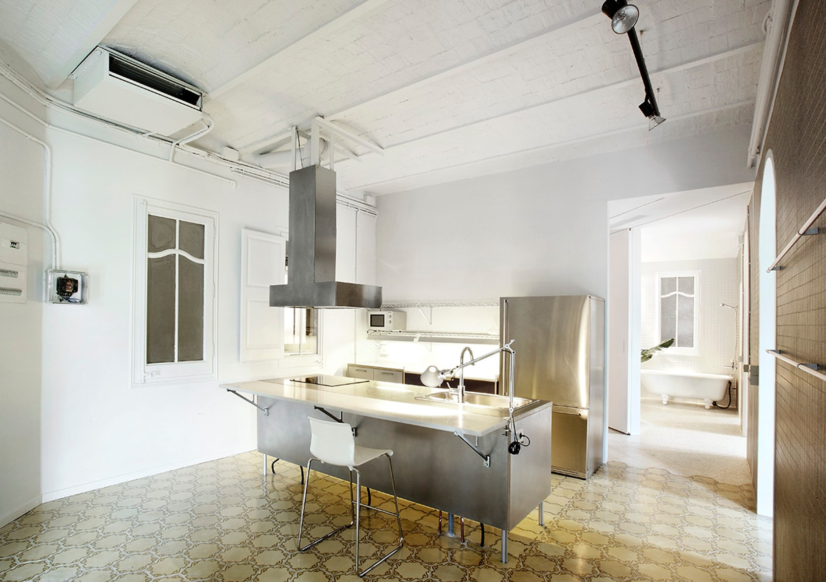 Apartment In Barcelona By Arquitectura G Architizer