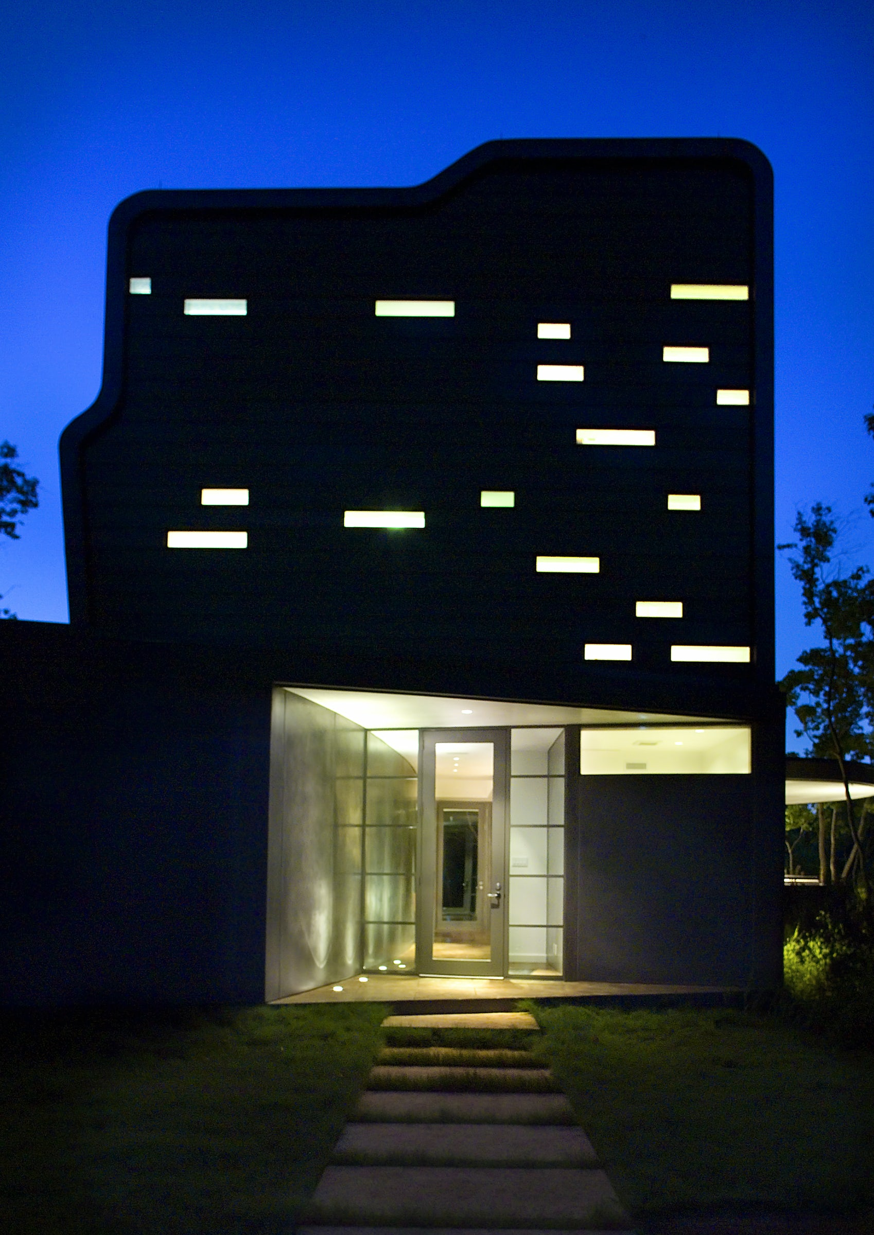 Guest House Architizer