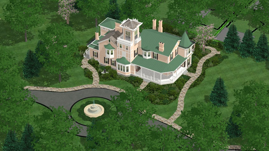 Historic James N. Gamble House - Architizer