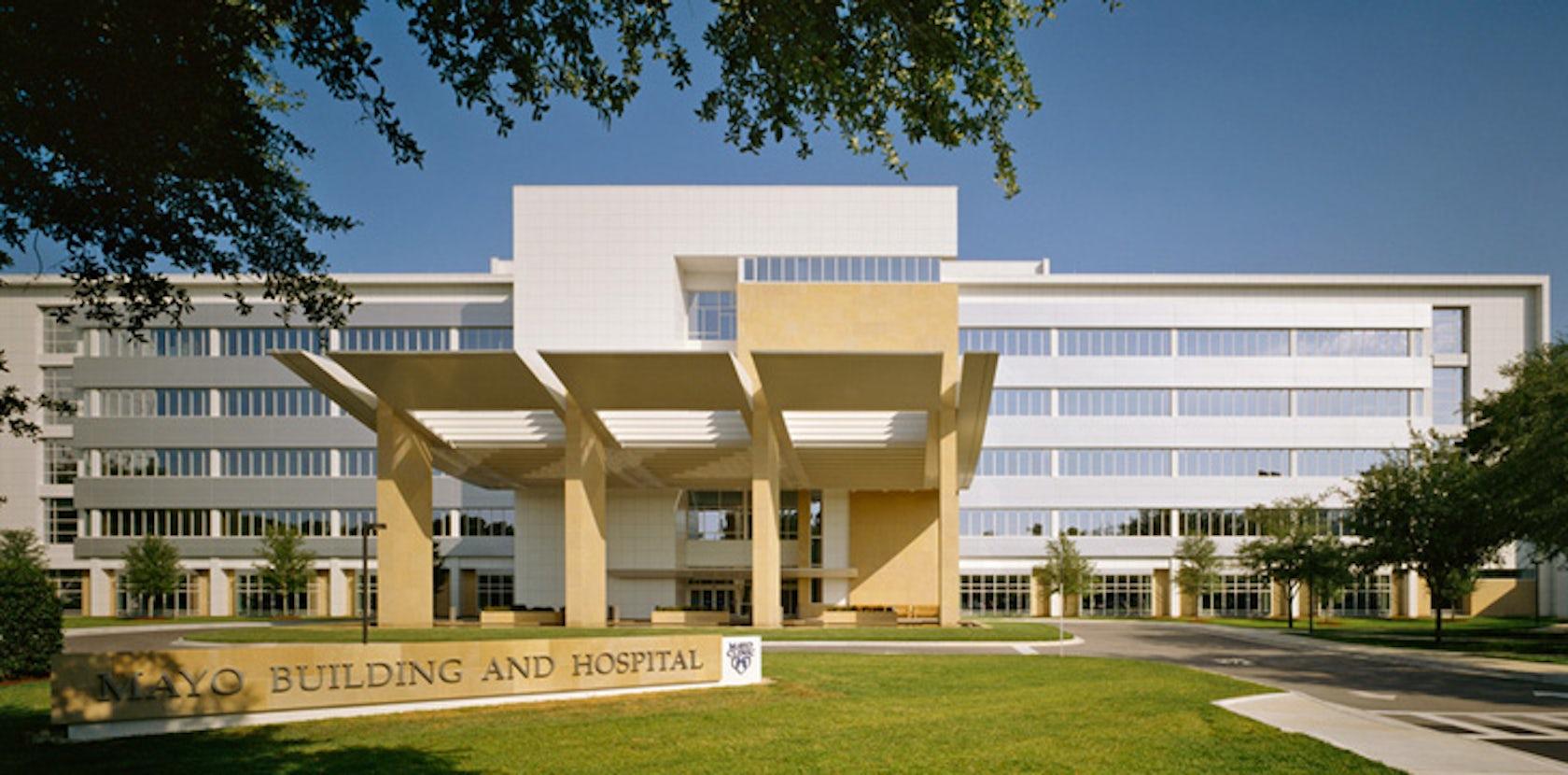 BMW Jacksonville Fl >> Mayo Clinic Hospital - Architizer