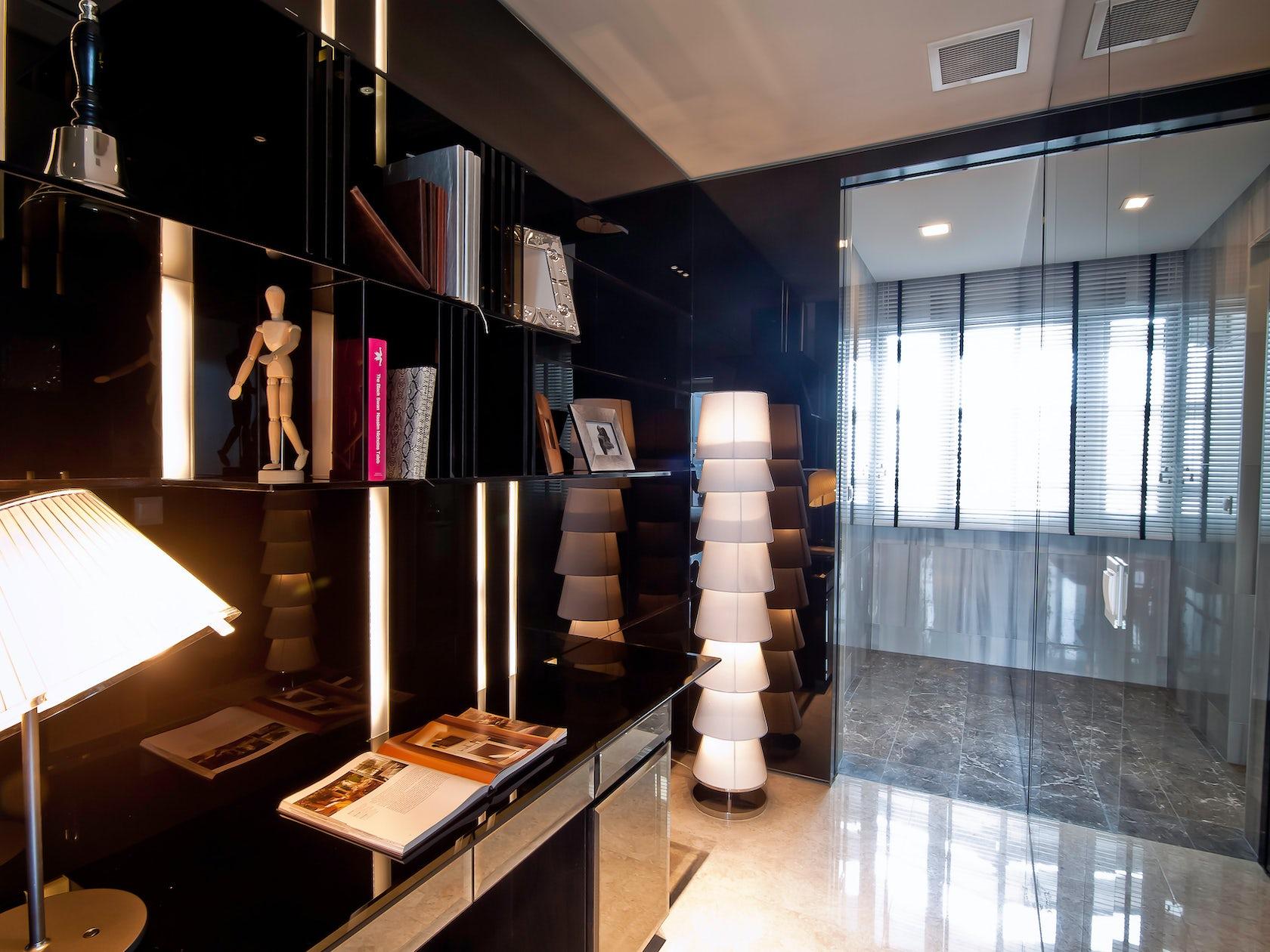 Grange infinite showflat architizer - Appartement grange infinite showflat singapour ...