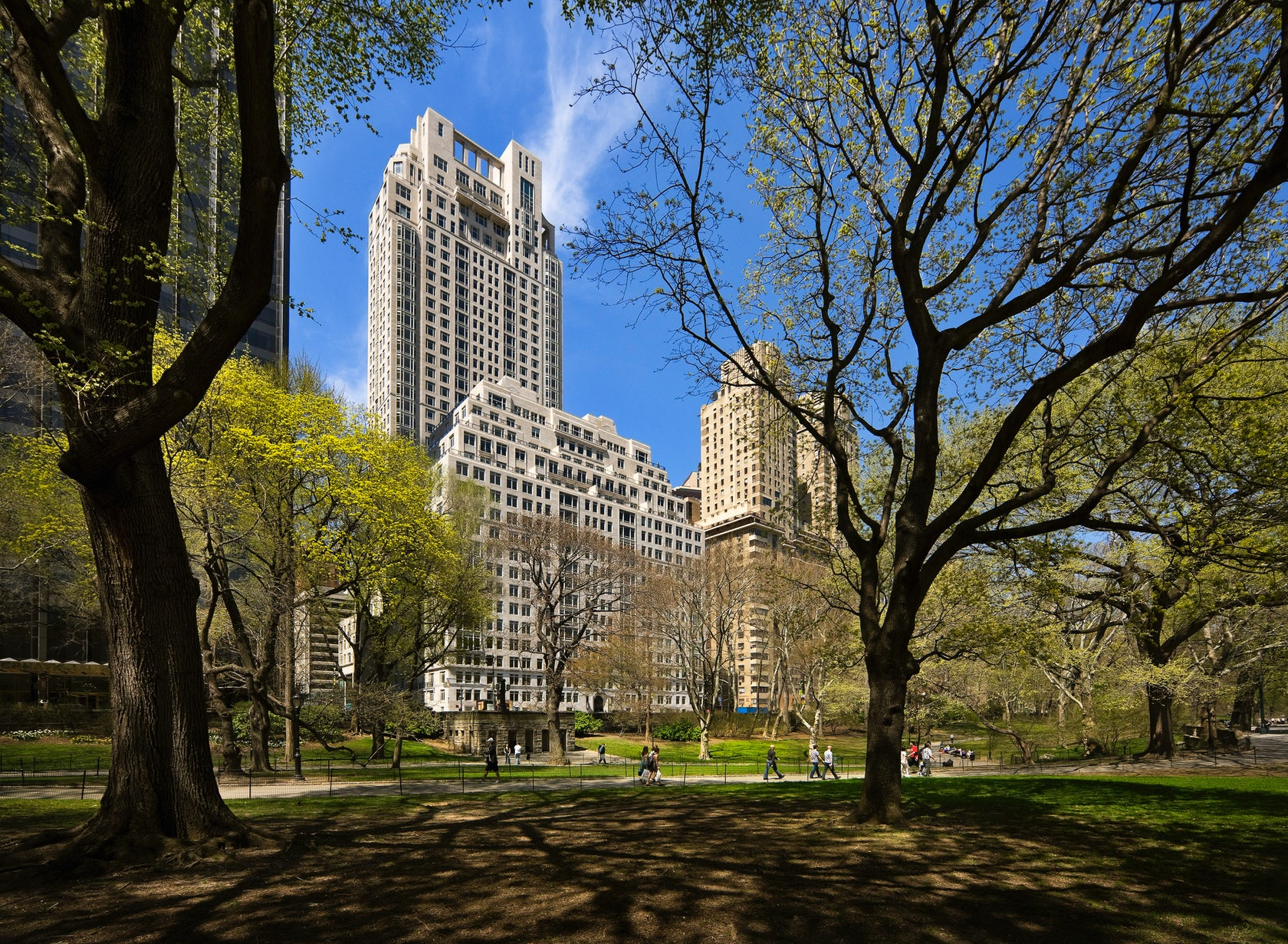 Fifteen central park west architizer for Central park apartments ny