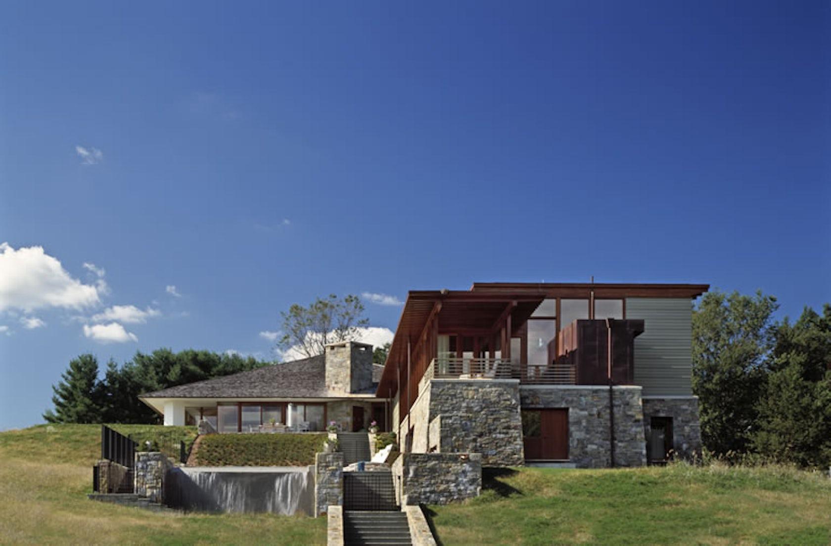 Wilton Residence Architizer