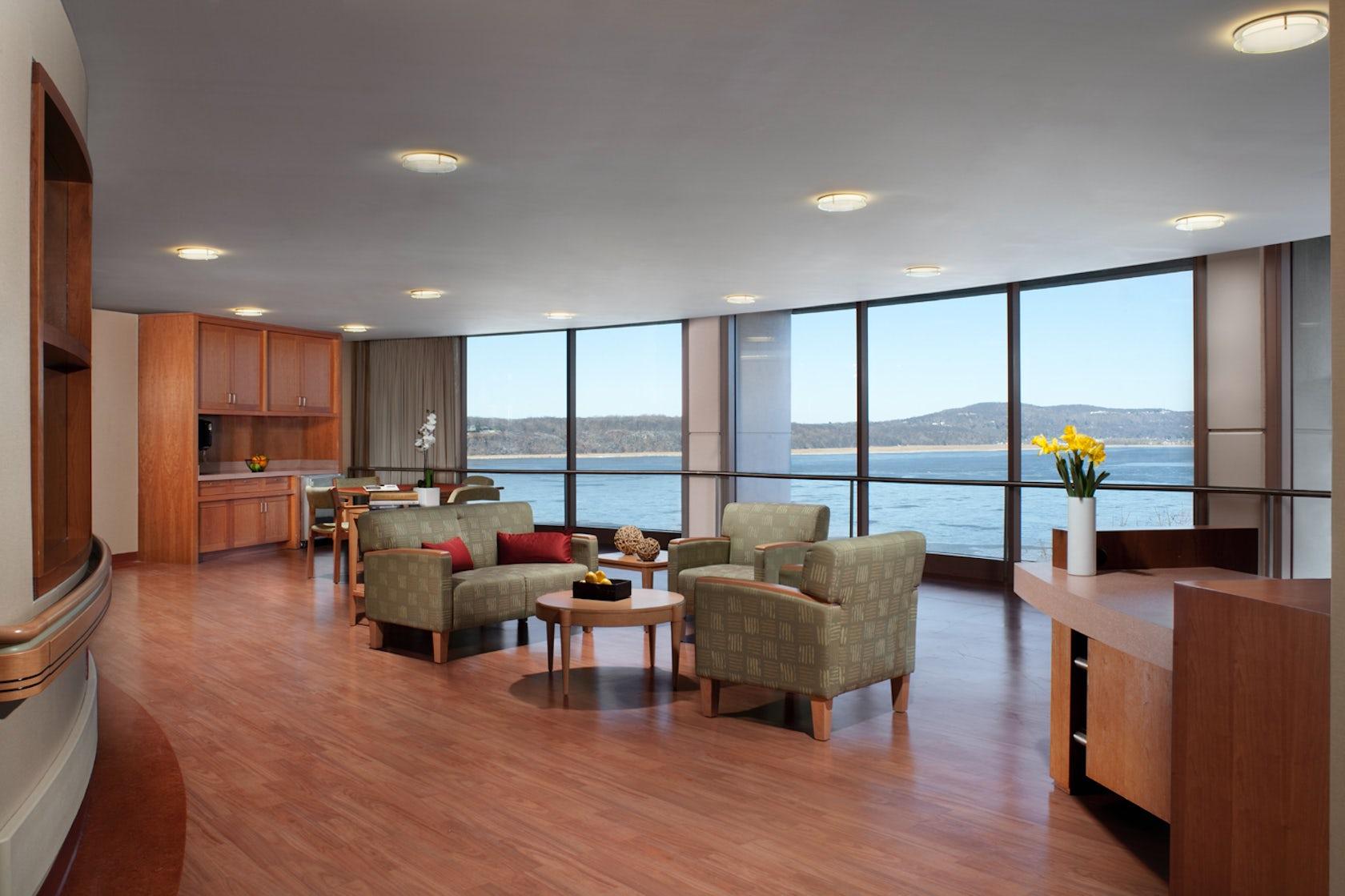 Cabrini of westchester nursing home architizer for Interior decorator westchester ny