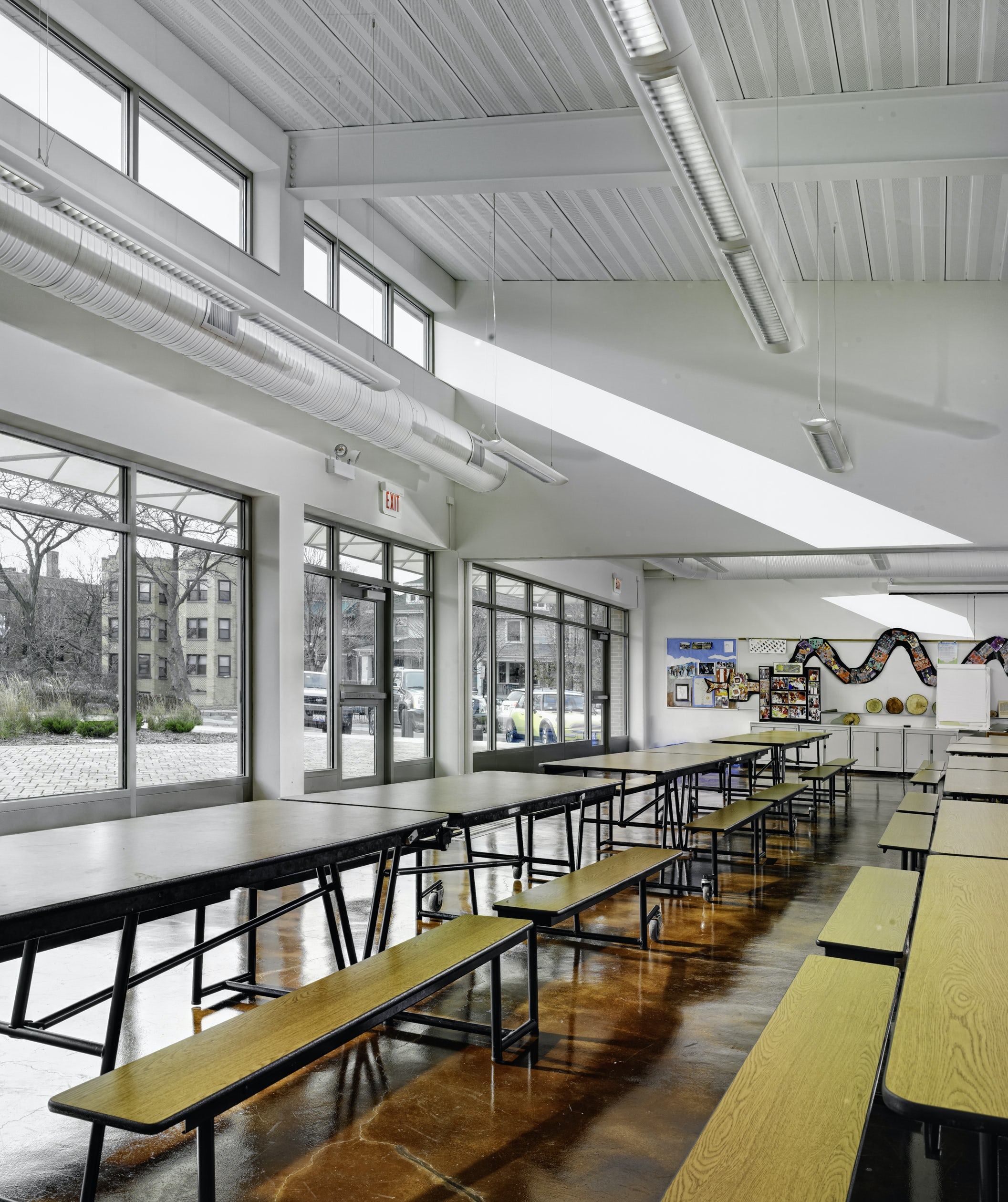 Thomas J Waters Elementary School Addition Amp Renovation
