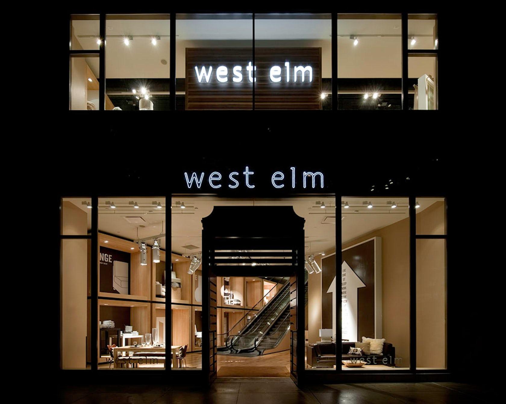 West Elm On Architizer