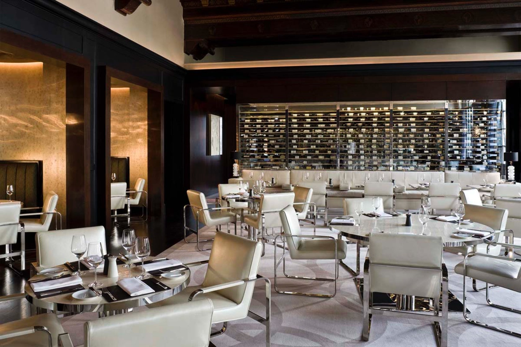 Adour at the st regis washington d c architizer - Interior design jobs washington state ...