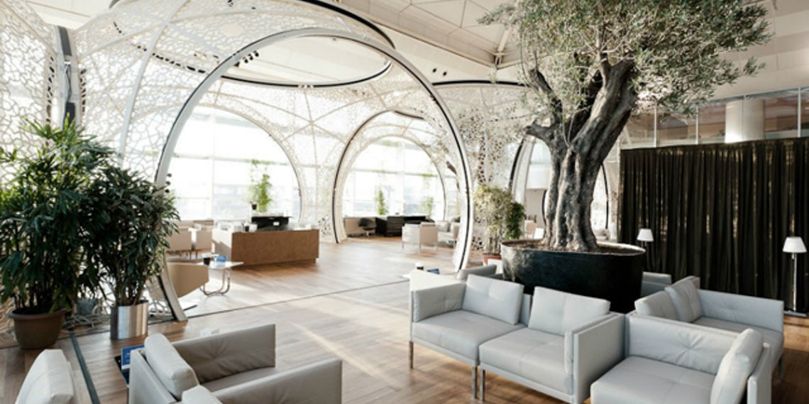 Discovering Turkey in an Airport Lounge - Architizer Journal