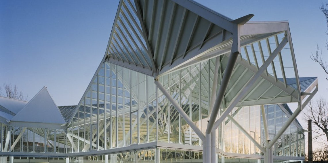 Folding Architecture Top 10 Origami Inspired Buildings Architizer