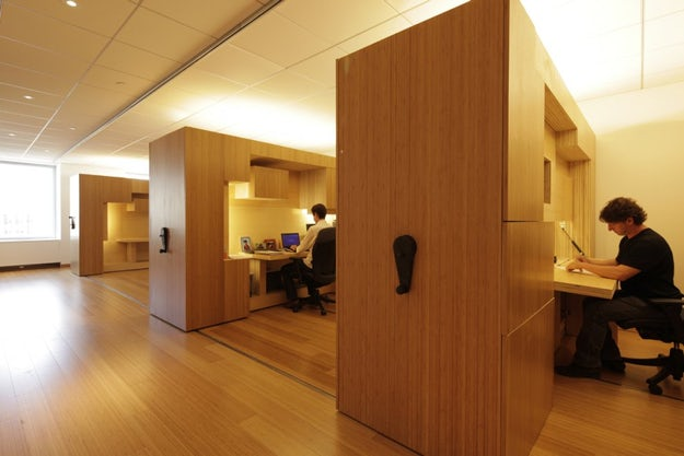 A Finalist Spotlight Offices Architizer Journal
