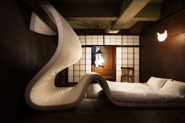 Pop Up Llove Hotel Tokyo An Concept By Suzanne Oxenaar Lloyd Cultural Emby Amsterdam Photo Via Varrell