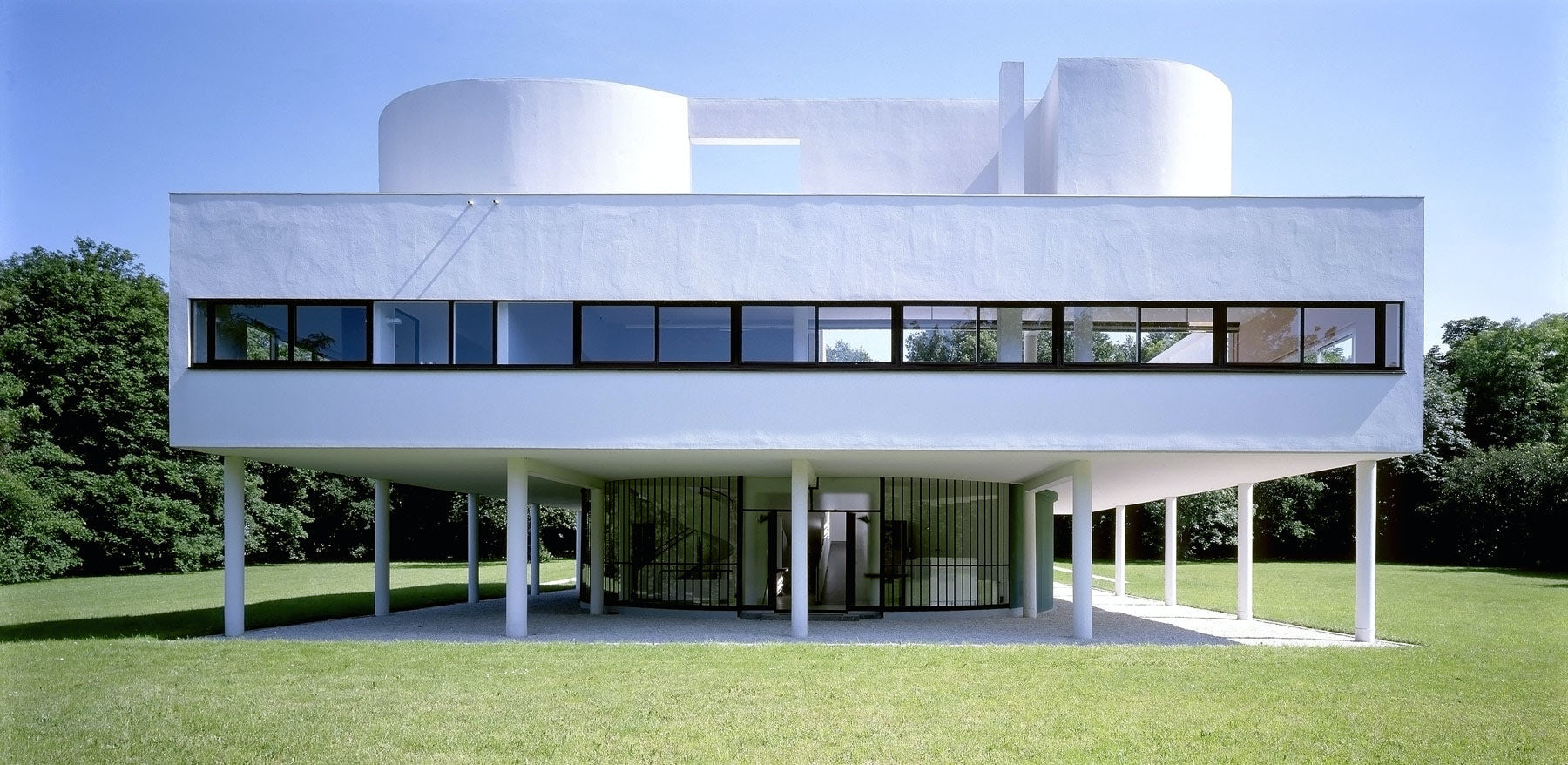 Modern Architecture Examples 10 brilliant examples of modern white architecture - architizer