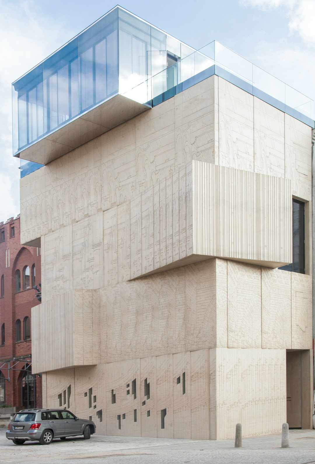 Museum For Architectural Drawing Completed In Berlin Architizer
