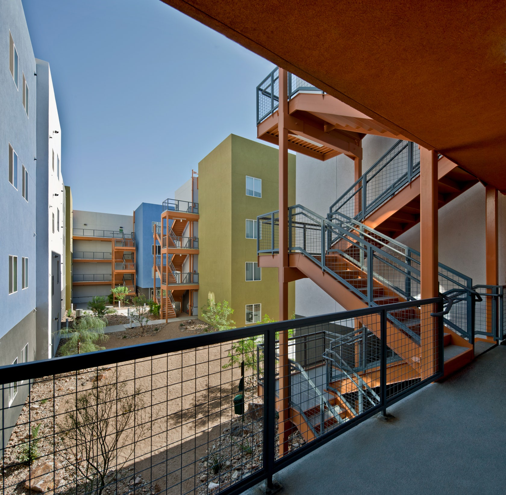 College Villas - Senior Apartments - Architizer