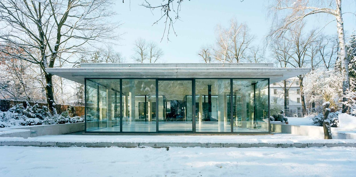 Less Is Still More The Legacy Of Ludwig Mies Van Der Rohe In 8