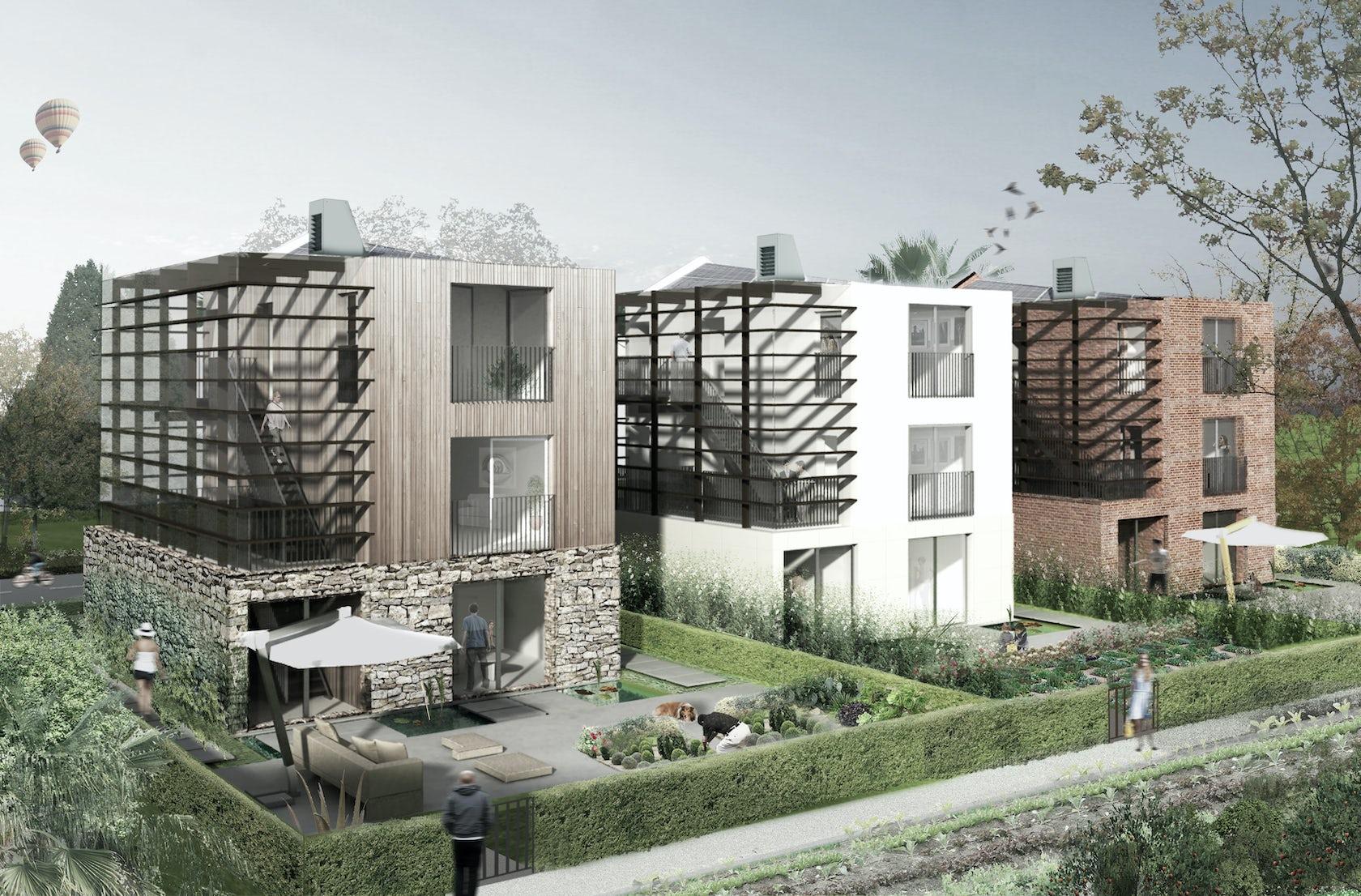 Britain's Future House - Architizer
