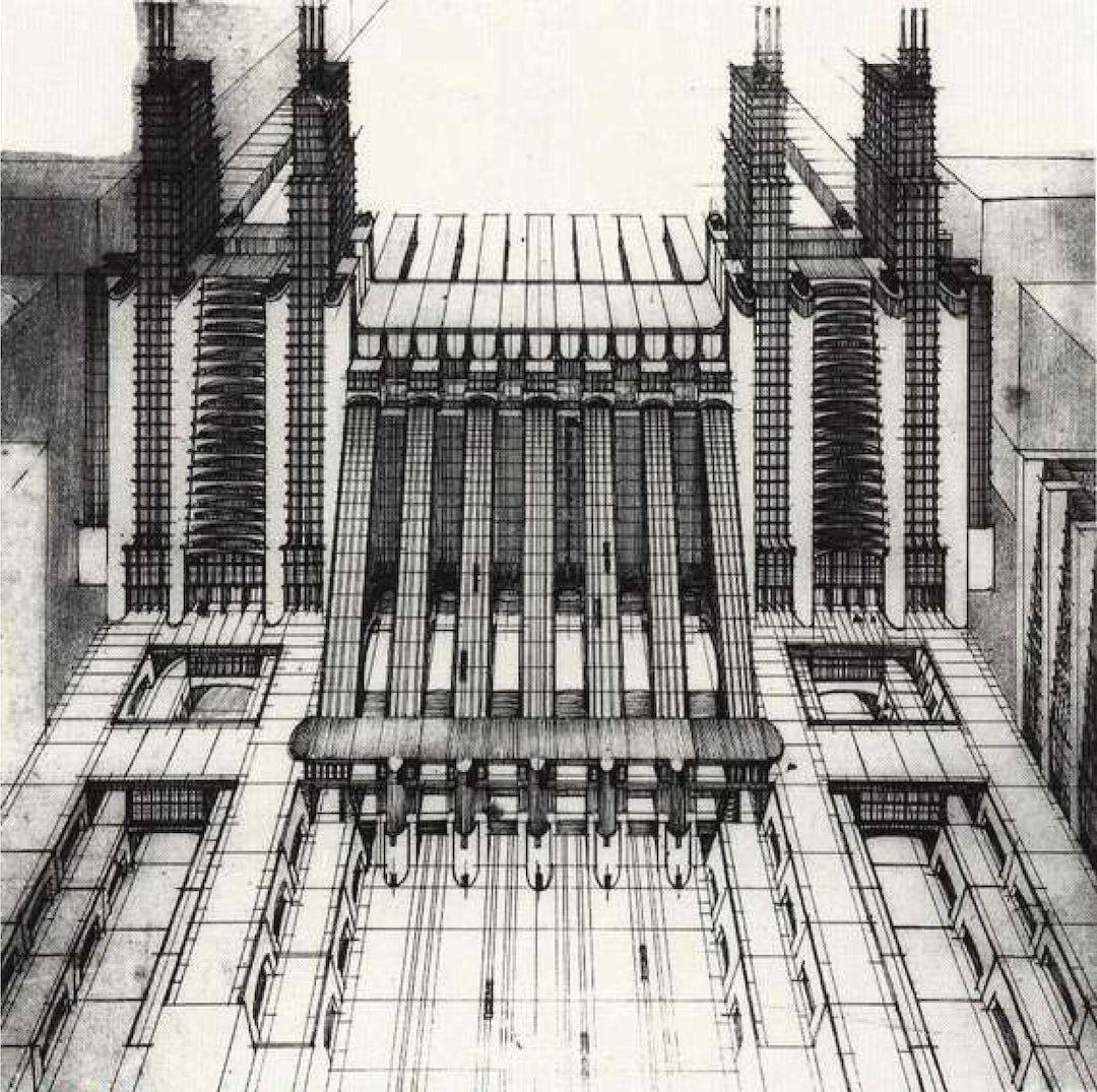 Rewind: Modernist Dreams Of Utopian Architecture - Architizer
