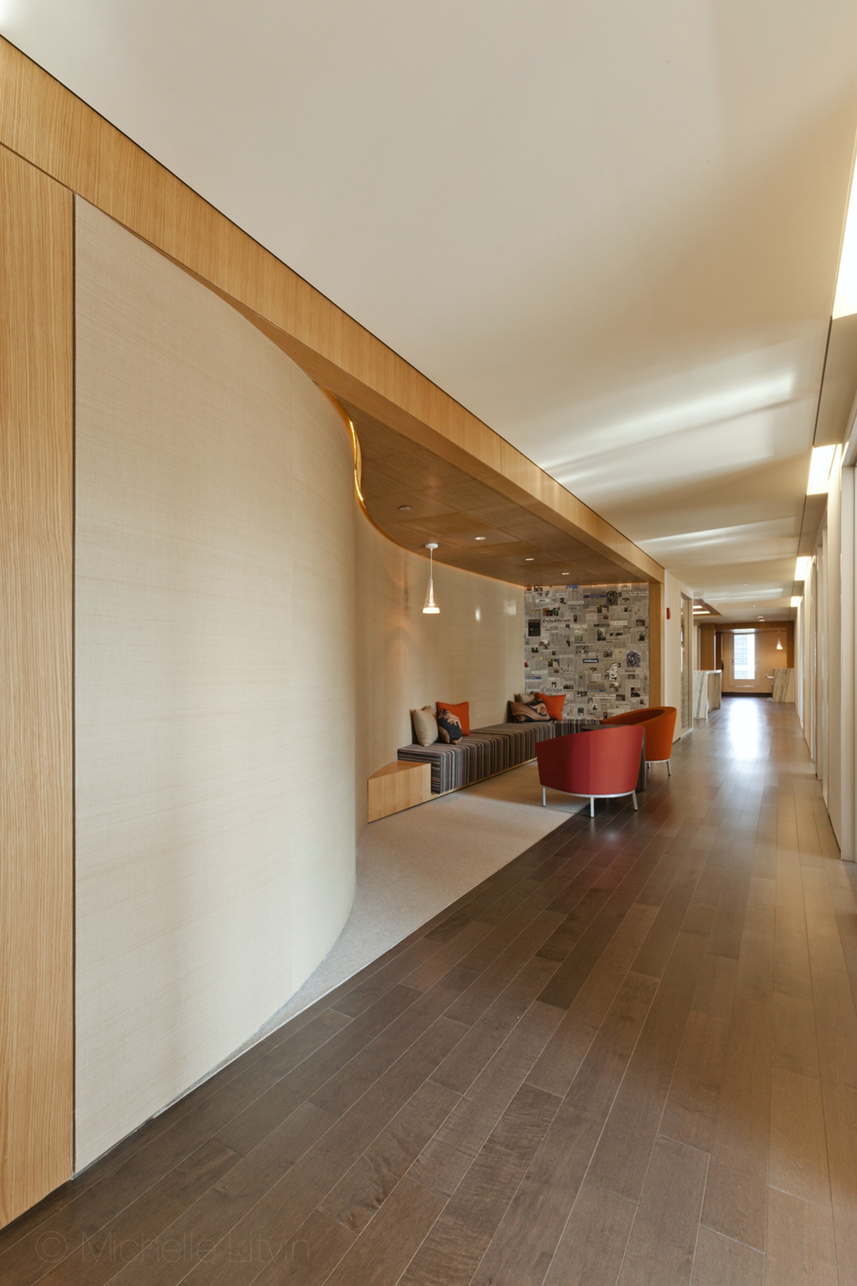 Stowell friedman law offices architizer - Interior design firms chicago ...