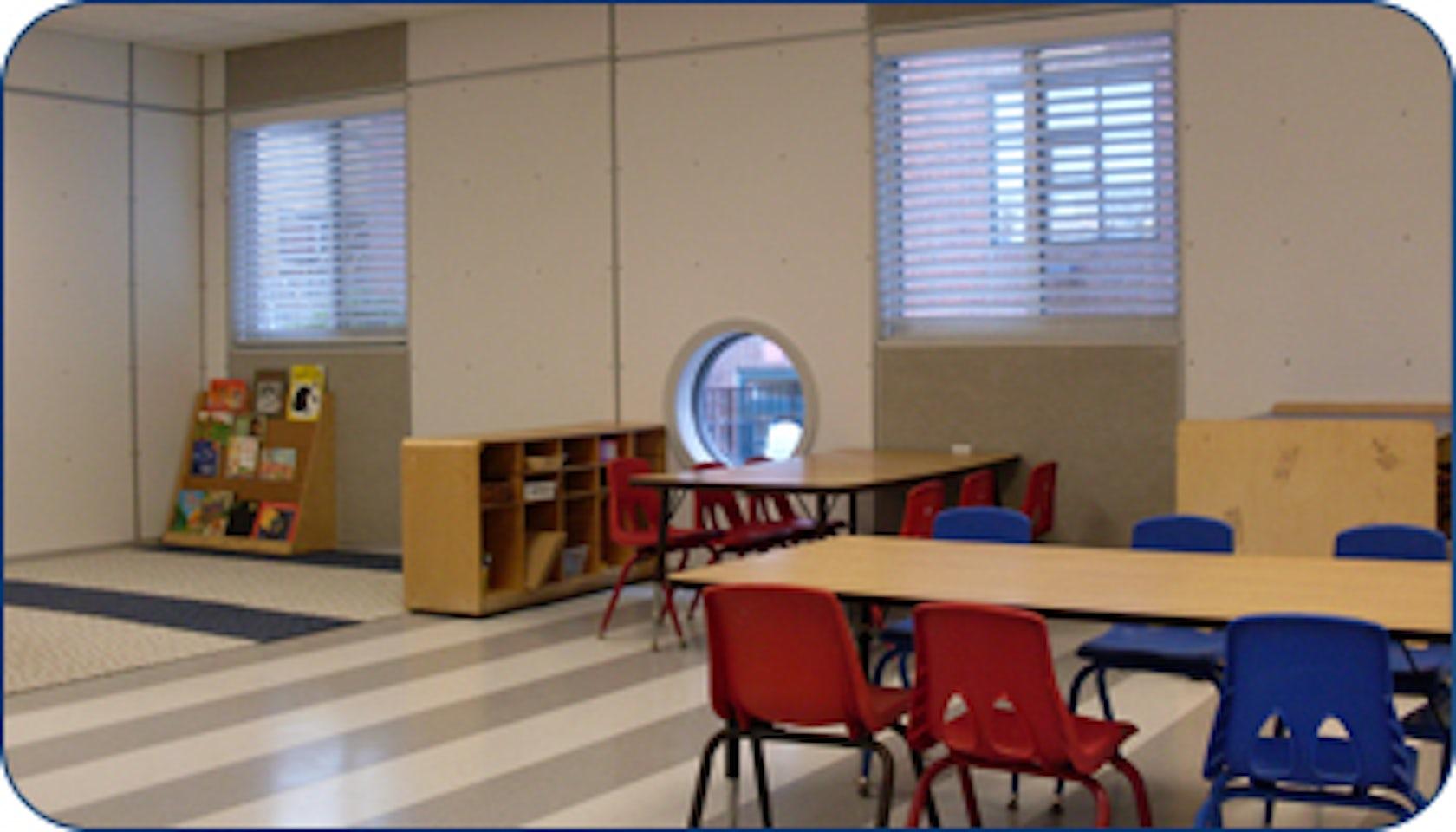 Harvard Yard Green Modular Child Care Center Architizer