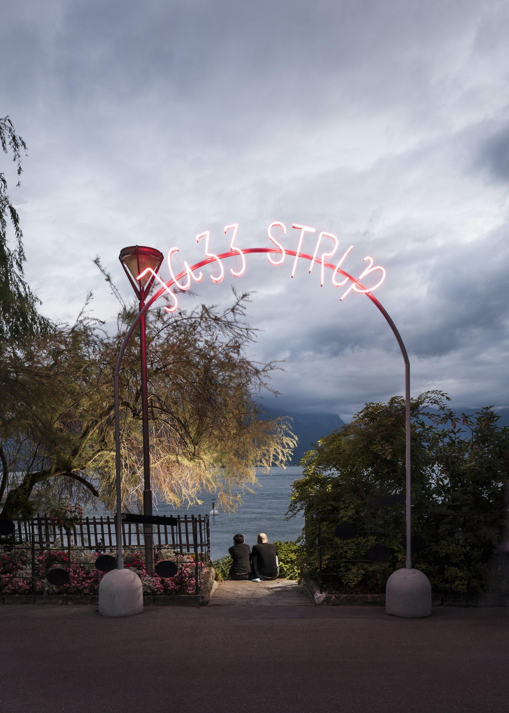 Bada Bing Montreux Jazz Festival Boardwalk