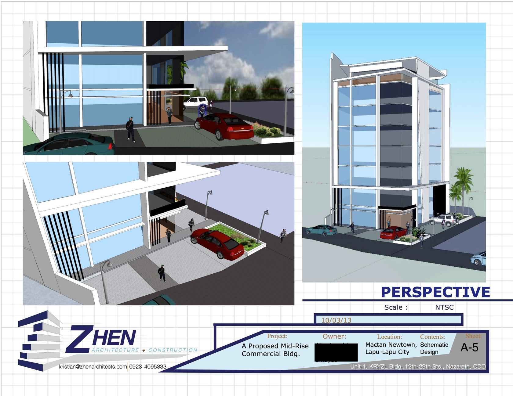 Mid Rise Office Building Architizer